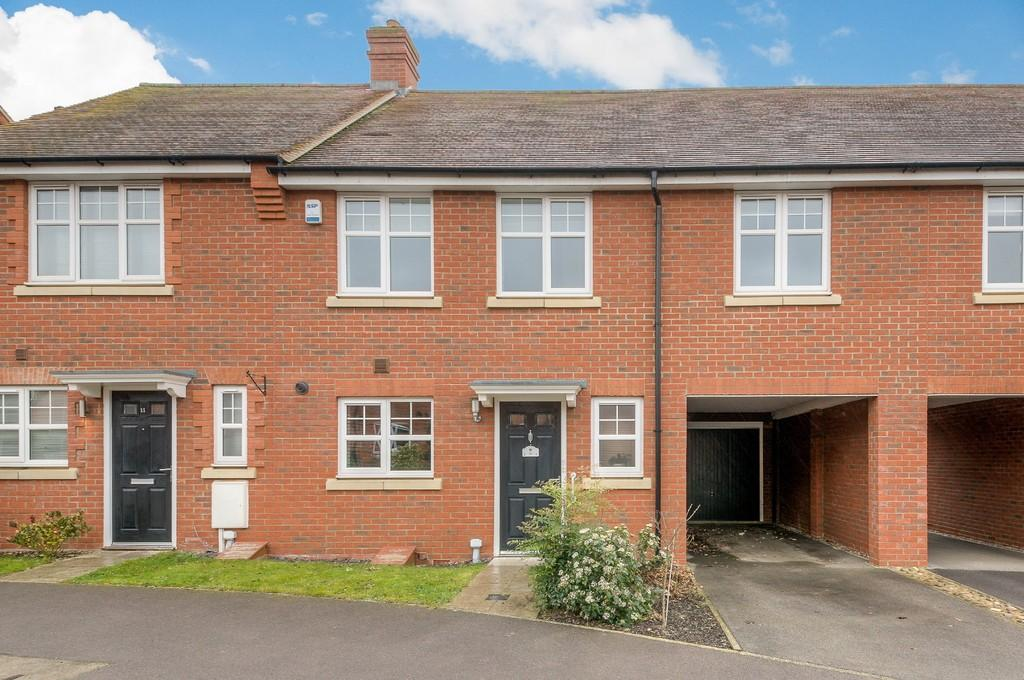 3 Bedrooms Terraced House for sale in Stocks Lane, Winslow