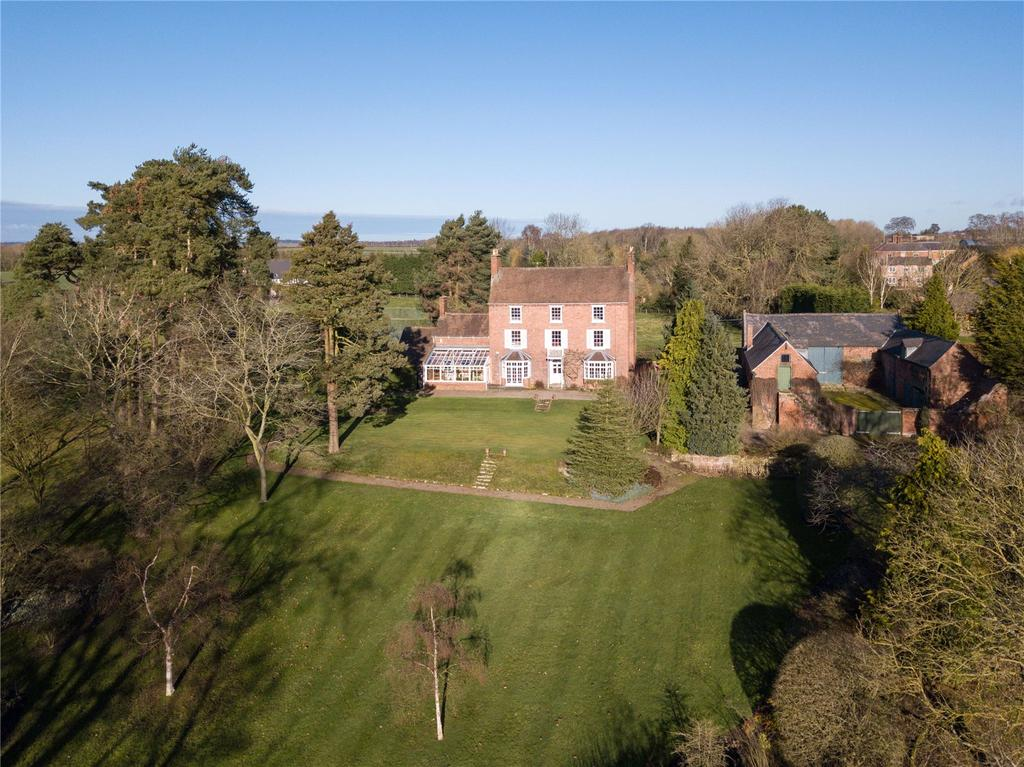 5 Bedrooms Unique Property for sale in Yeaton, Baschurch, Shrewsbury, SY4