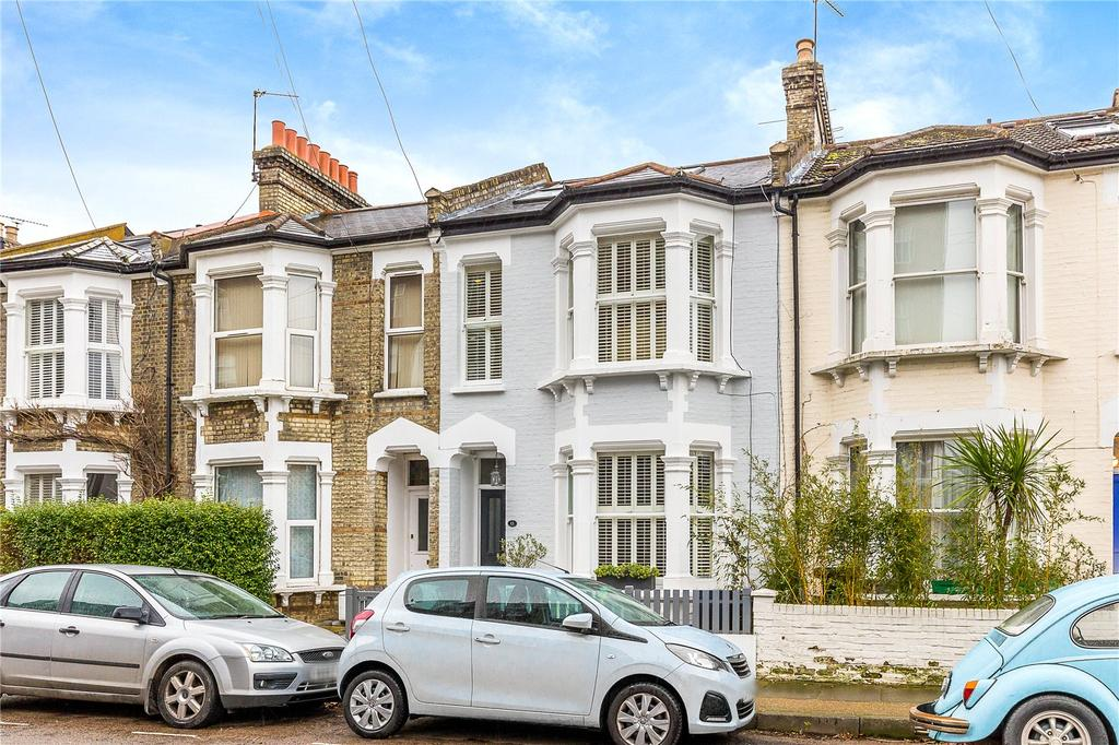 4 Bedrooms Terraced House for sale in Sutton Lane North, Chiswick, London, W4