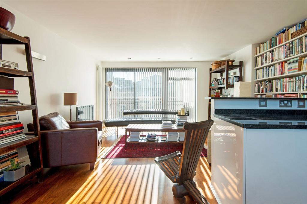 1 Bedroom Penthouse Flat for sale in Cowcross Street, EC1M