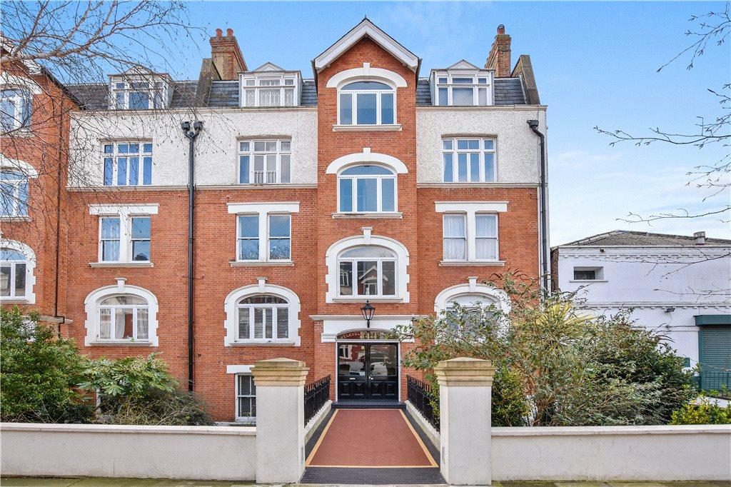 2 Bedrooms Apartment Flat for sale in Cleveland Mansions, Widley Road, London, W9
