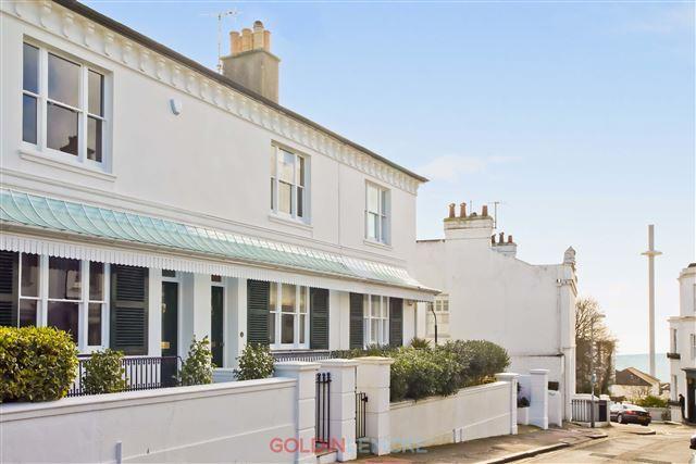 4 Bedrooms Villa House for sale in Powis Villas, Brighton