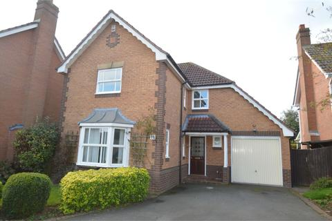 4 bedroom detached house to rent - 33 Bowdler Close, Ludlow, Shropshire, SY8