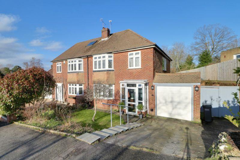 3 Bedrooms Semi Detached House for sale in Shirley Avenue, Coulsdon