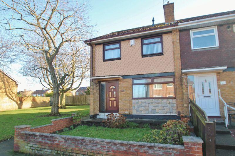 3 Bedrooms Terraced House for sale in Lindisfarne Road, Priestfields