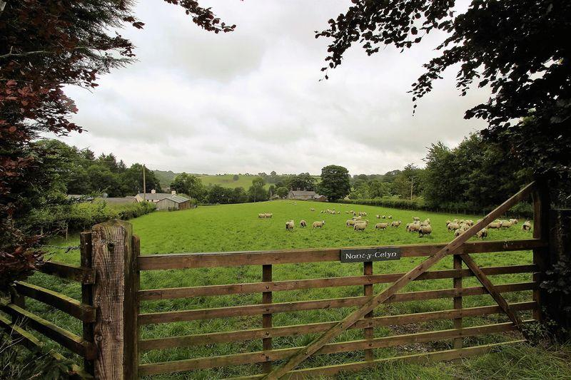Land Commercial for sale in Clocaenog, Ruthin