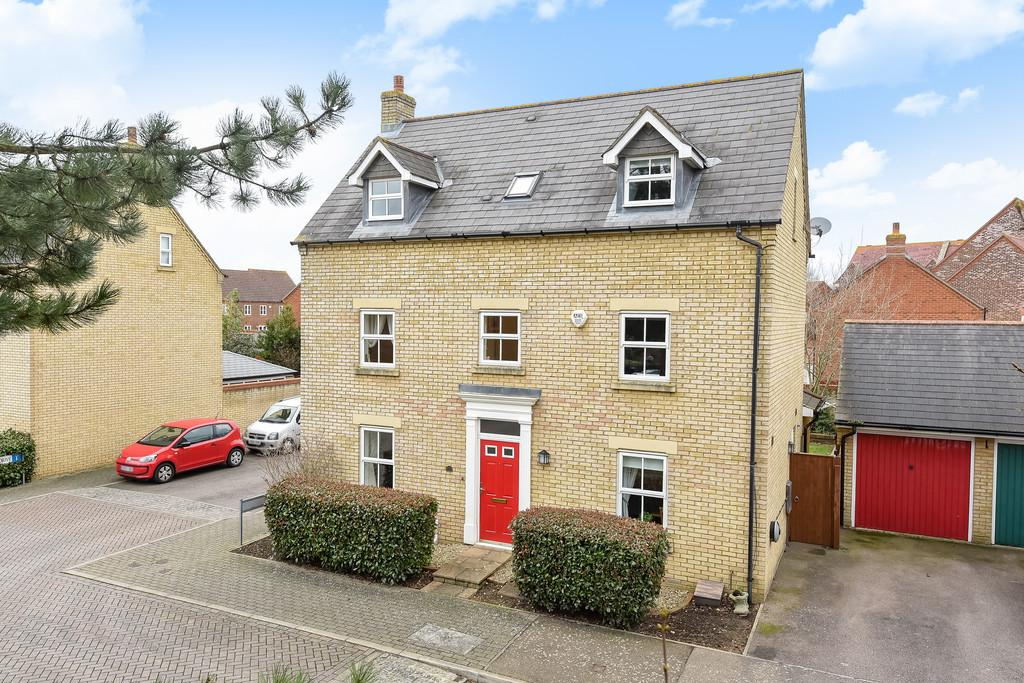4 Bedrooms Detached House for sale in Westminster Square, Maidstone