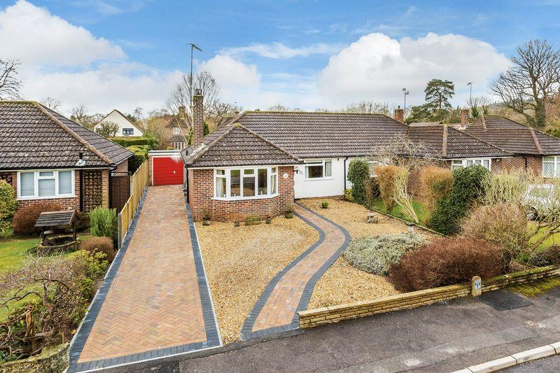 2 Bedrooms Bungalow for sale in Off Blacksmith Lane, Chilworth