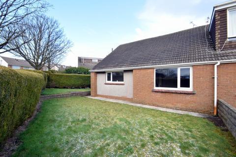 3 bedroom semi-detached bungalow for sale - 41 Pwll Even Ddu, Coity, Bridgend, Bridgend County Borough, CF35 6AY.