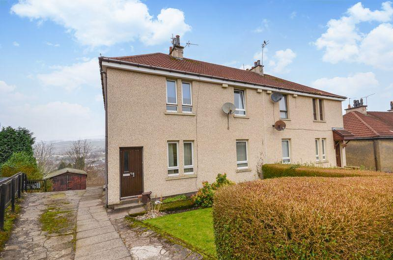 2 Bedrooms Apartment Flat for sale in Courthill Crescent, Kilsyth