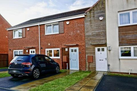 3 bedroom terraced house for sale - White Swan Close, Killingworth