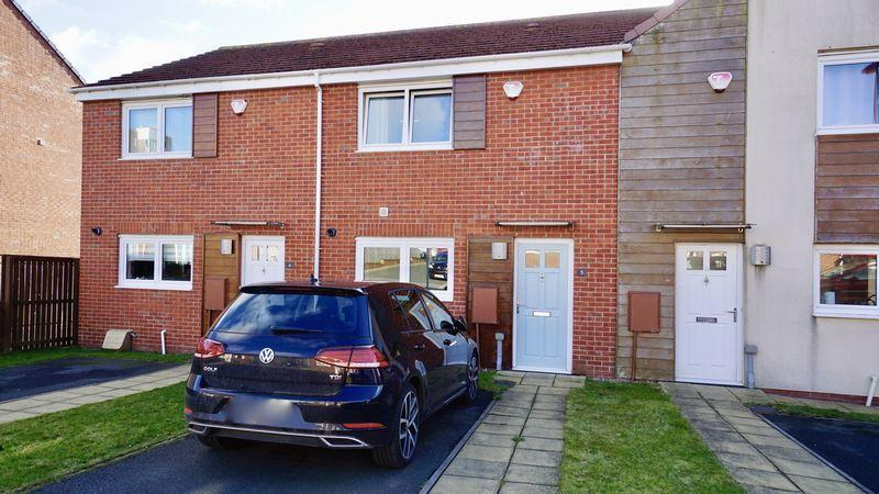 3 Bedrooms Terraced House for sale in White Swan Close, Killingworth