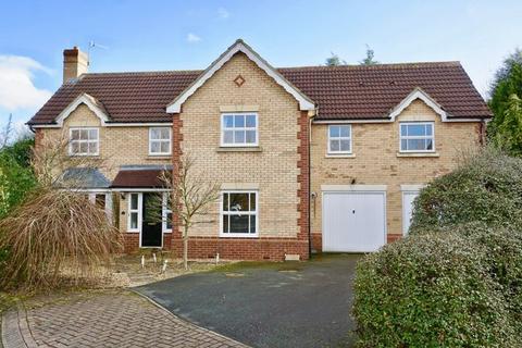 5 bedroom detached house for sale - Halleypike Close, Haydon Grange