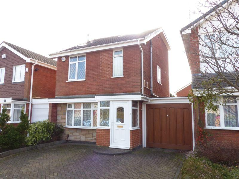4 Bedrooms Link Detached House for sale in Chapel Street, Walsall