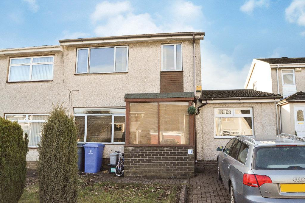 3 Bedrooms Semi Detached House for sale in Ardvreck Place, Carron, Falkirk, FK2 8BS