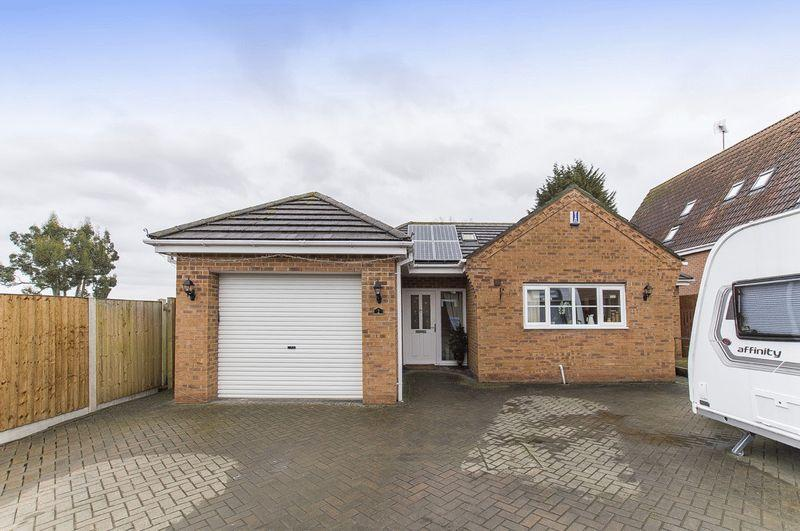 4 Bedrooms Detached Bungalow for sale in OWLERS LANE, LITTLEOVER