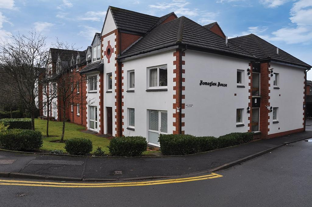1 Bedroom Retirement Property for sale in Maryville Avenue, Giffnock, Glasgow, G46
