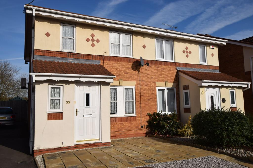 3 Bedrooms Semi Detached House for sale in Sunart Way, Nuneaton