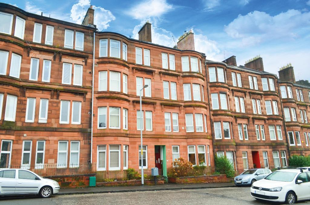 1 Bedroom Apartment Flat for sale in Hotspur Street, Flat 0/2, North Kelvinside, Glasgow, G20 8NL