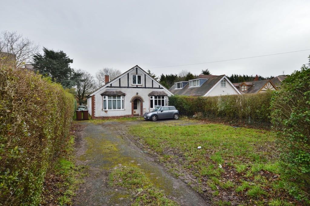 2 Bedrooms Detached Bungalow for sale in Armitage Road, Brereton