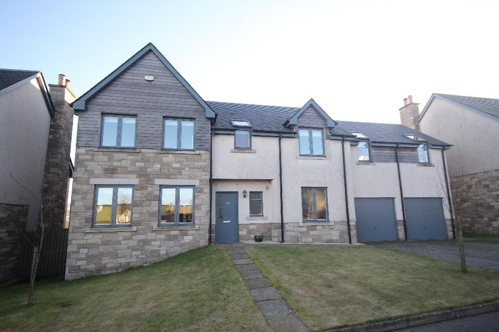 5 Bedrooms Detached House for sale in Cuthil Towers, Near Milnathort, Perthshire, KY13 9SE
