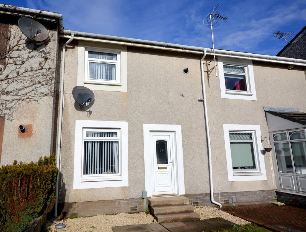 2 Bedrooms Semi Detached House for sale in Gentle Row, Duntocher G81 6EN