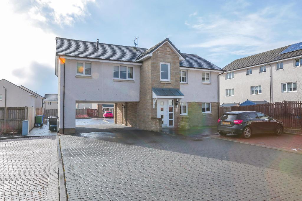 1 Bedroom Apartment Flat for sale in Renfrew Court, Causewayhead, Stirling, FK9 5HS