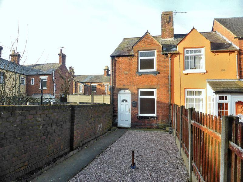 2 Bedrooms Terraced House for sale in St Georges Street, Leek, Staffordshire