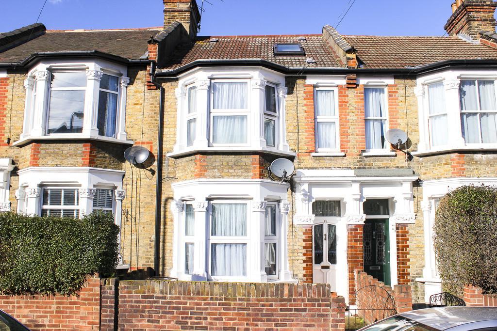 4 Bedrooms Terraced House for sale in Barrett Road, Walthamstow
