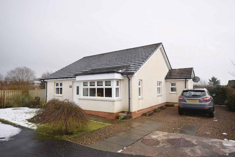 3 Bedrooms Detached Bungalow for sale in 35 Highhouse View, Auchinleck, KA18 2LD