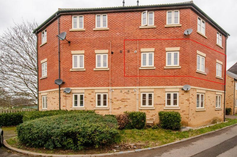 1 Bedroom Apartment Flat for sale in Chapman Road, Wellingborough
