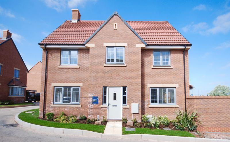 4 Bedrooms Detached House for sale in Vicarage Fields , Wells