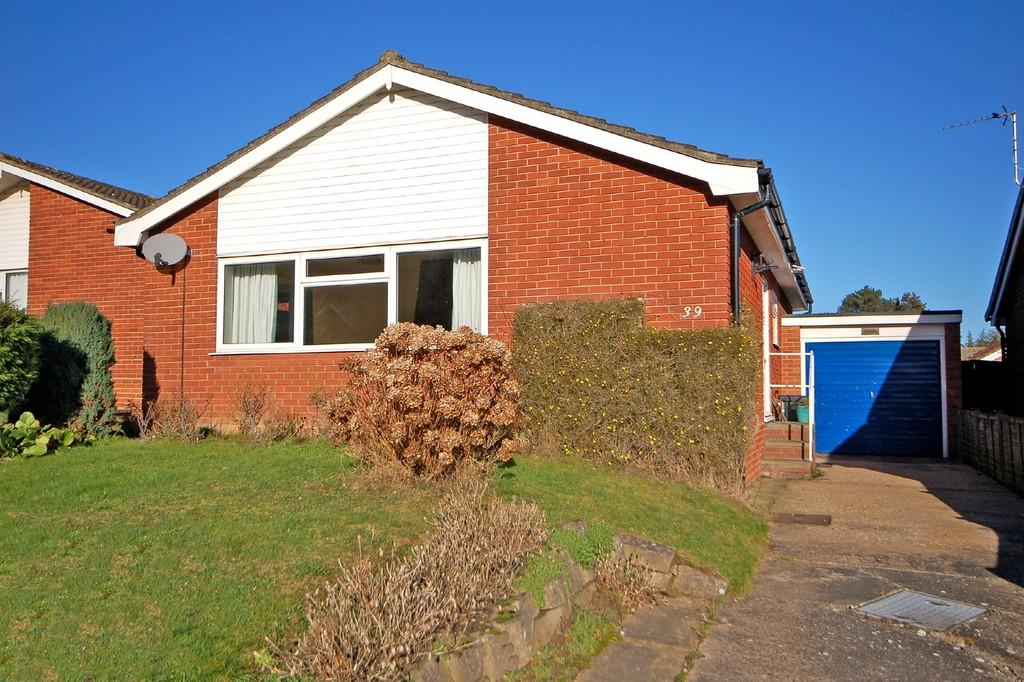 2 Bedrooms Detached Bungalow for sale in Woodland Rise West, Sheringham