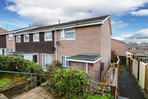 3 bedroom end of terrace house for sale - Woodleigh Road, Newton Abbot
