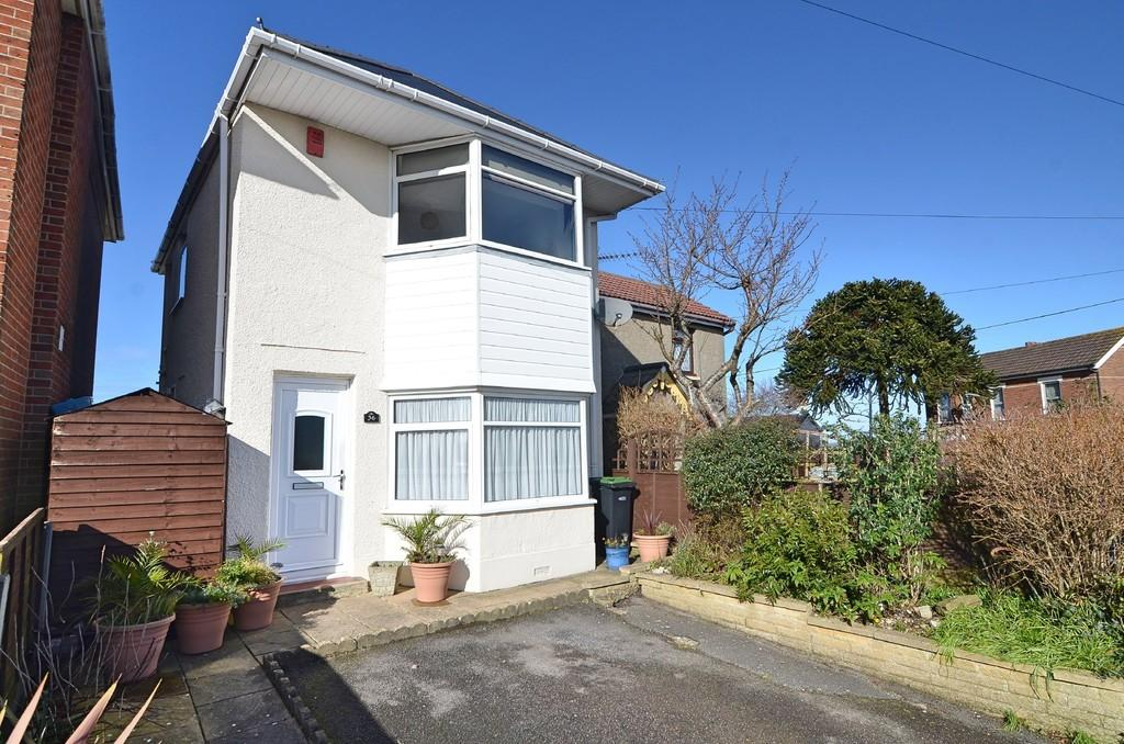 2 Bedrooms Semi Detached House for sale in Forest View Road, Bournemouth
