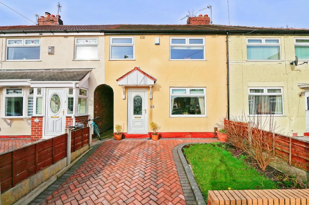 3 Bedrooms Terraced House for sale in 18 Gerrards Close, Irlam