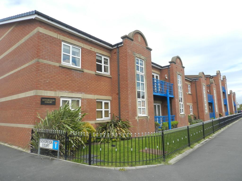 1 Bedroom Apartment Flat for sale in Sovereign Court, Thornton-Cleveleys