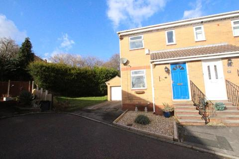 2 bedroom semi-detached house for sale - Burberry Close, BRADFORD, West Yorkshire