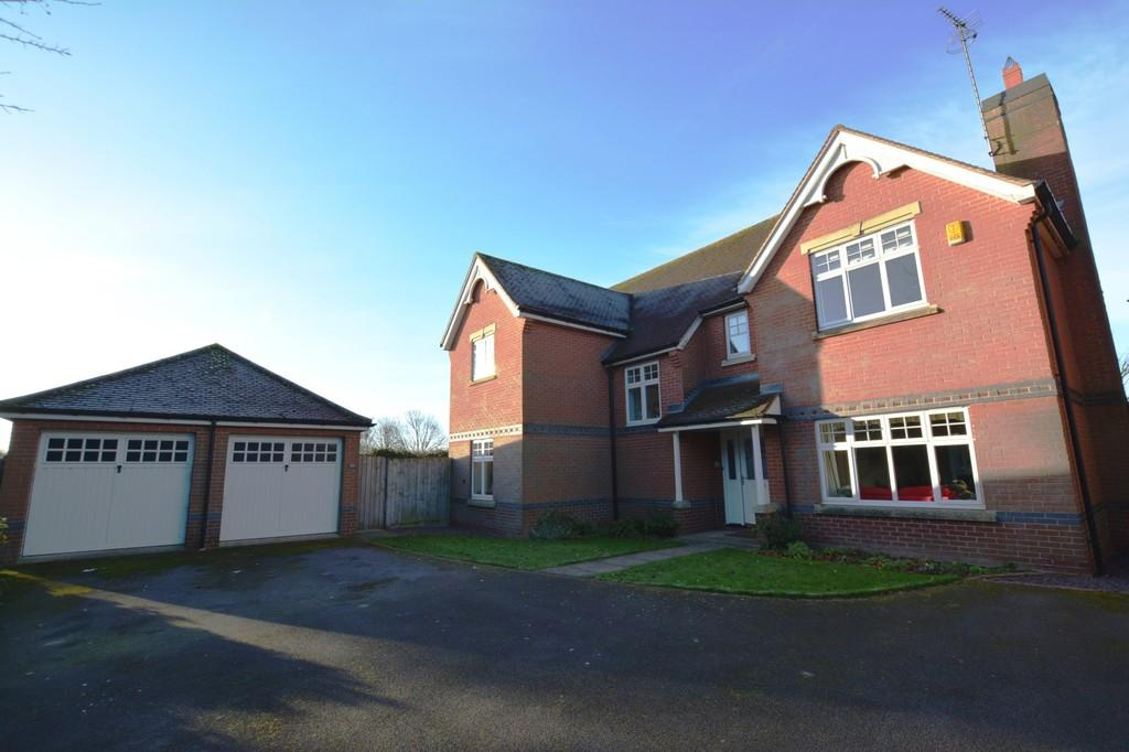 4 Bedrooms Detached House for sale in Parfitt Drive, Farnsfield