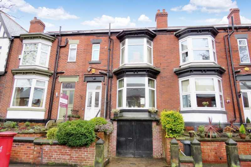 4 Bedrooms Terraced House for sale in 75 Holmhirst Road Woodseats, Sheffield, S8 0GW
