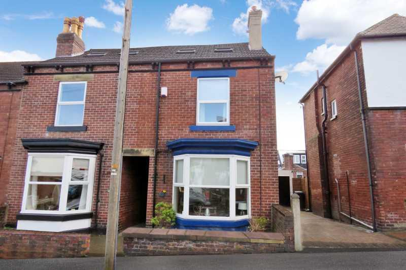 4 Bedrooms End Of Terrace House for sale in Peveril Road Greystones, Sheffield, S11 7AQ