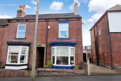 4 bedroom end of terrace house for sale - Peveril Road Greystones, Sheffield, S11 7AQ