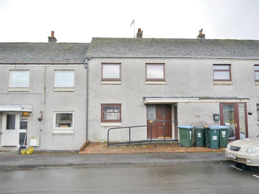 2 Bedrooms Terraced House for sale in 26 Marshall Place, Milnathort, Kinross-shire