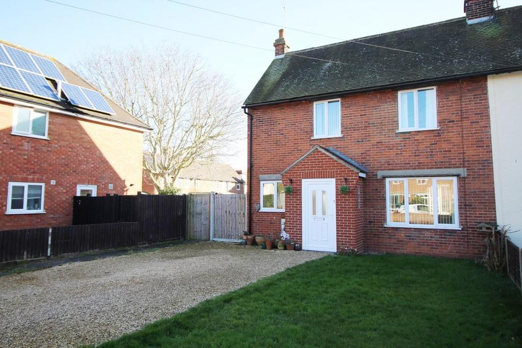 3 Bedrooms End Of Terrace House for sale in Lanvalley Road, Colchester, Essex, CO3