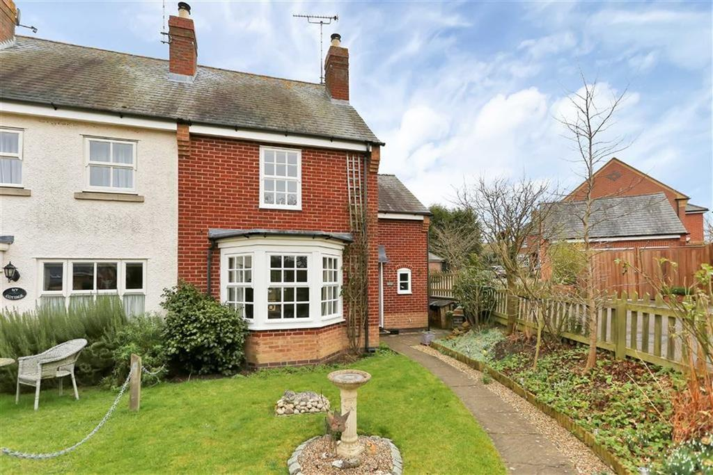 2 Bedrooms End Of Terrace House for sale in Main Street, Slawston