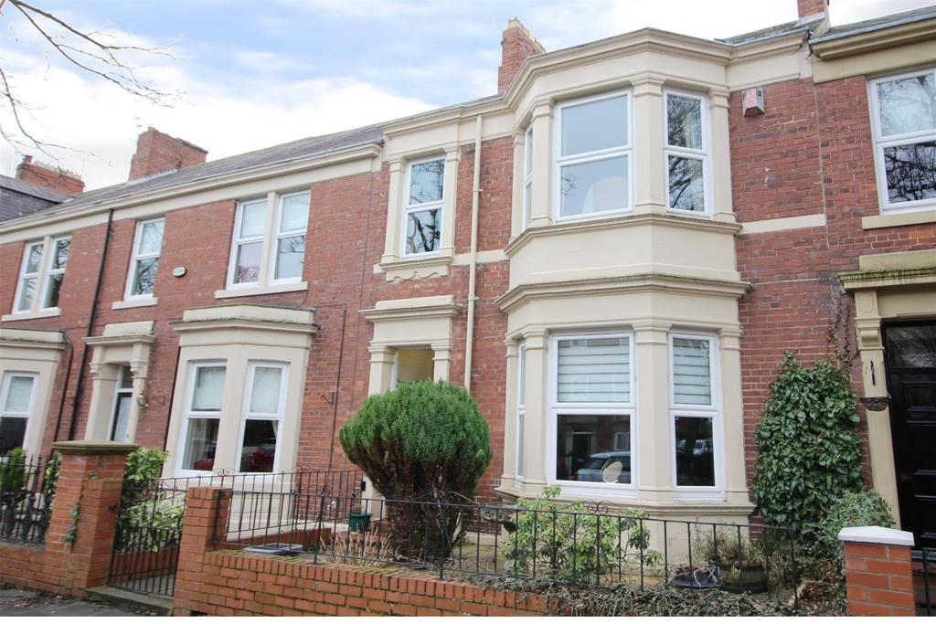 4 Bedrooms Terraced House for sale in Cleveland Road, North Shields