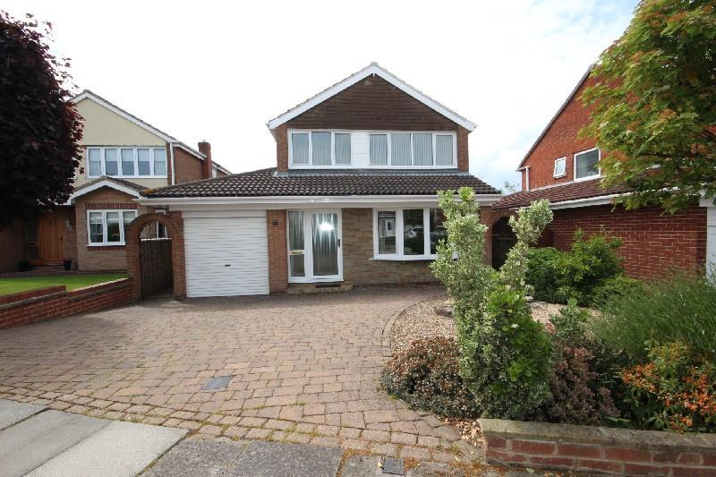 4 Bedrooms Detached House for sale in Spalding Road, Fens, Hartlepool