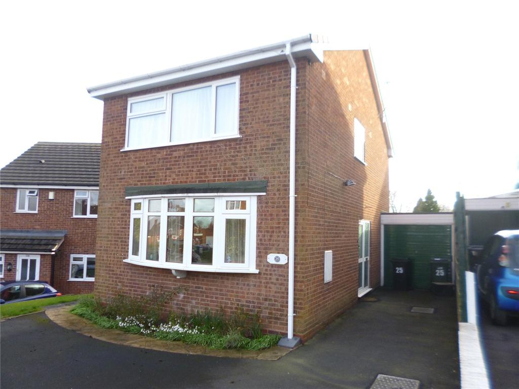3 Bedrooms Detached House for sale in Sydney Cottage Drive, Bridgnorth, Shropshire