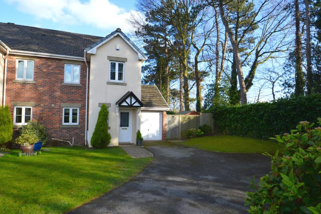 3 Bedrooms End Of Terrace House for sale in Bellingham Close, Knutsford