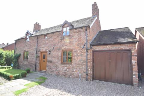 3 bedroom detached house for sale - Yew Tree Cottage, 3 Astley Court, Astley, Shrewsbury, SY4 4DG